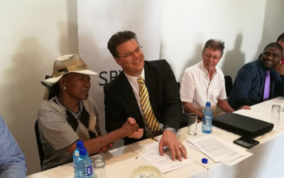 SBV sponsorship renewal in Lesotho focused on community development and support
